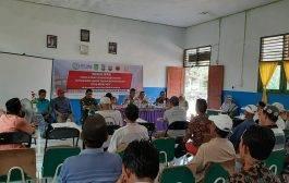 Sosialisasikan Desa Bebas Api, LSM PERAN ingin Tempuling Bebas Karlahut